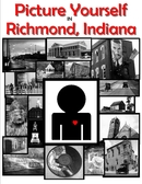 Picture Yourself in Richmond, Indiana 47374 is a T-Shirt design contest entry